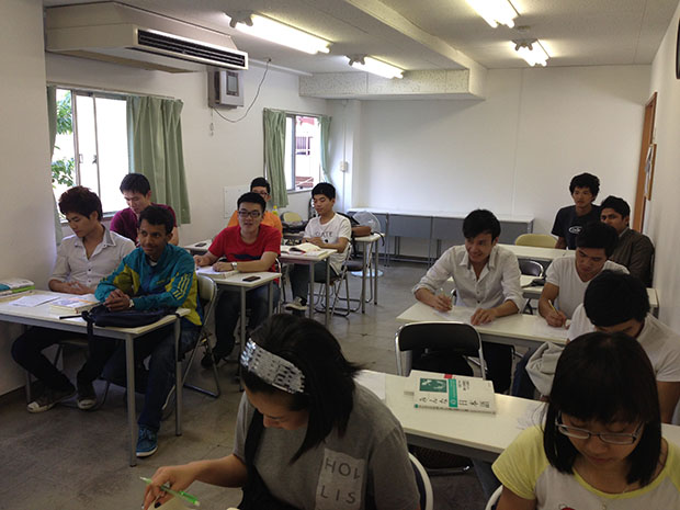 crédit : Nagoya Sky Language school