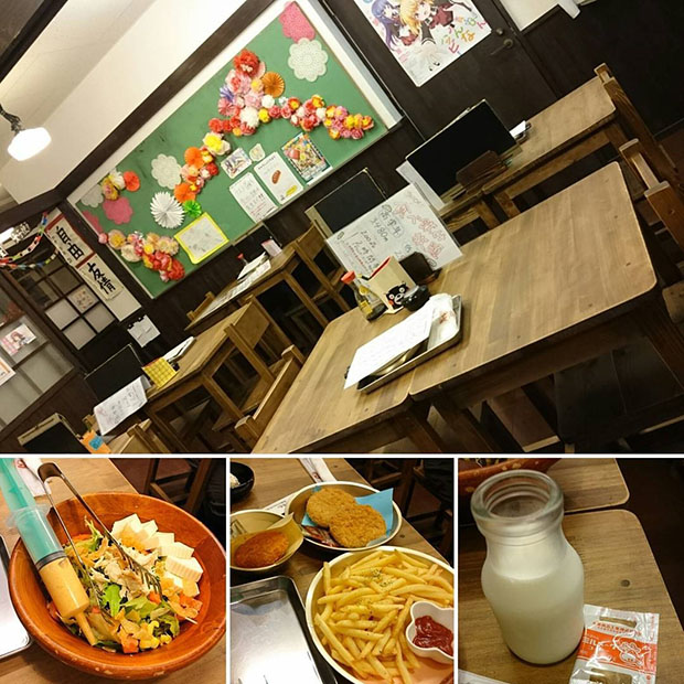 Rokunen Yonkumi-restaurant-ecole-japon (6)