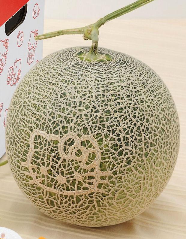 melon-hellokitty-kawaii-Japonais