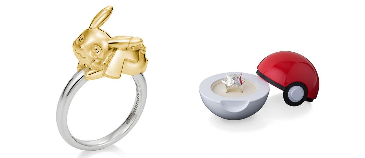 bague-bijoux-pokemon-mariage-fiancaille-japon