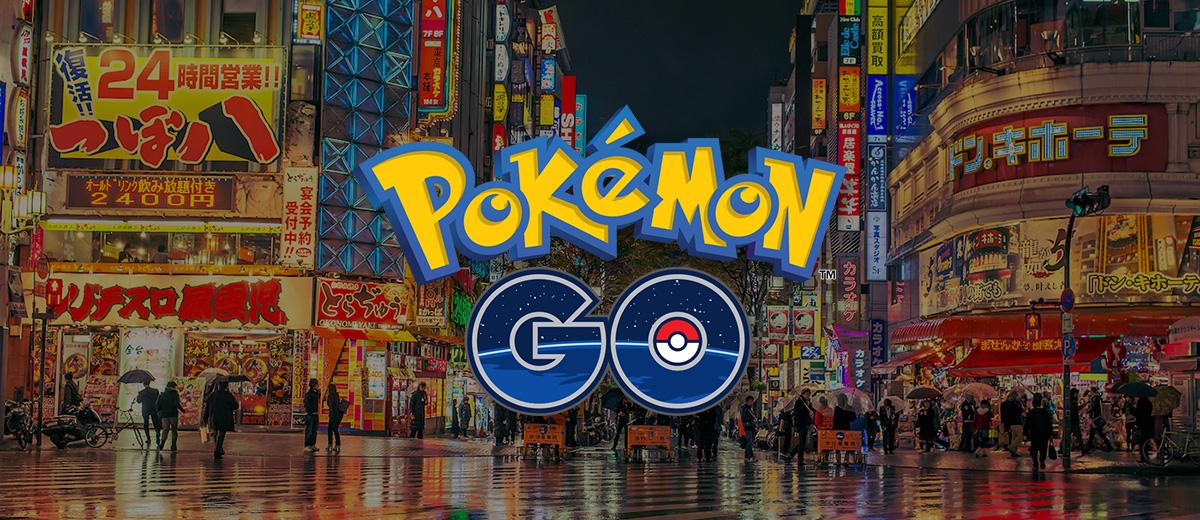 Les meilleurs spots pour chasser les Pokémon à Tokyo