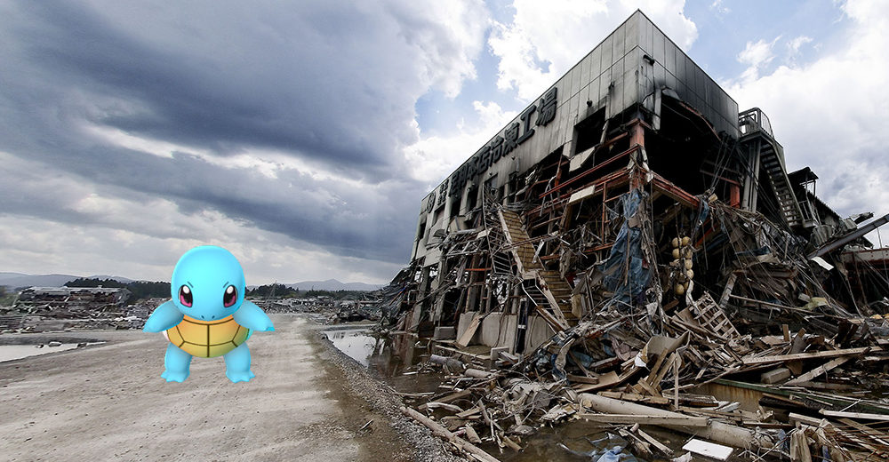 tsunami-seisme-pokemon-go-japon-zones-sinistrees-fukushima-kumamoto